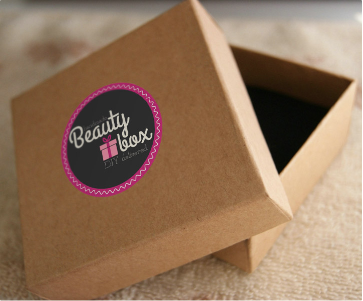 Beauty Box Package Design