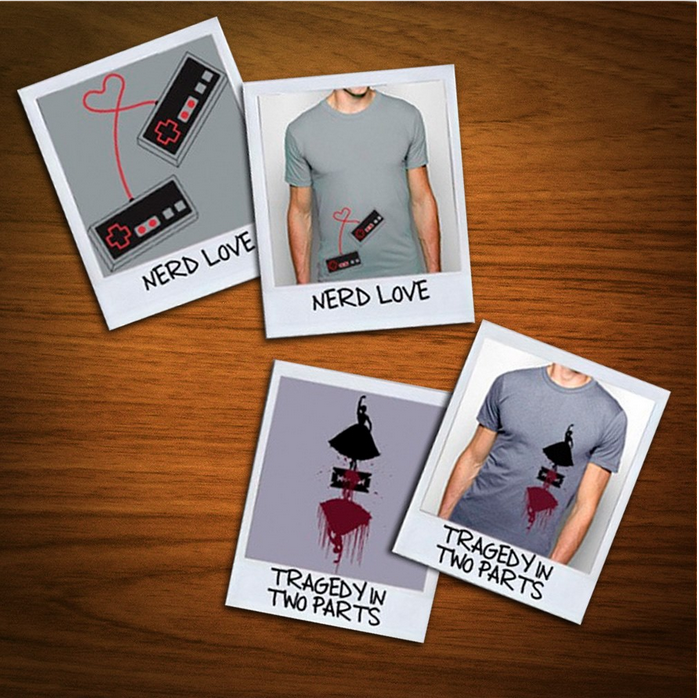 ninety-five Design T-Shirt Designs
