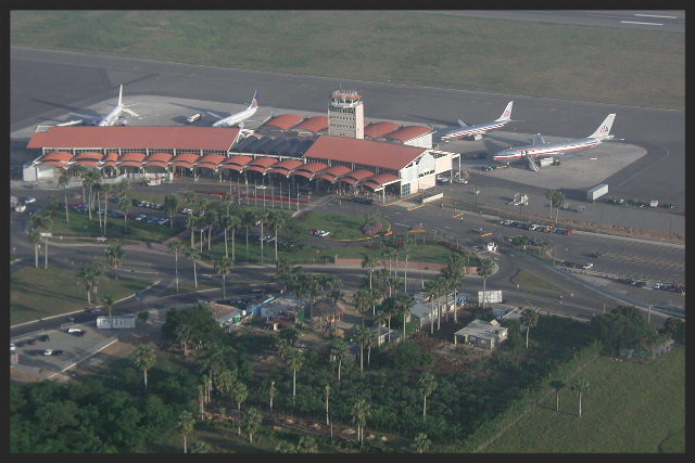 Santiago's Cibao International Airport (Airport Code: STI)