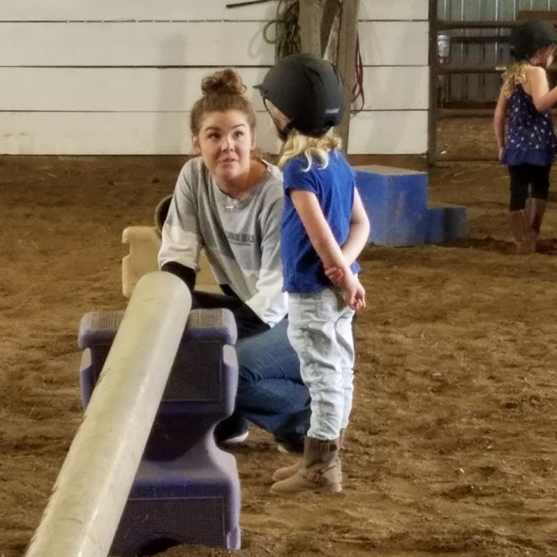 Tessa at the Ranch