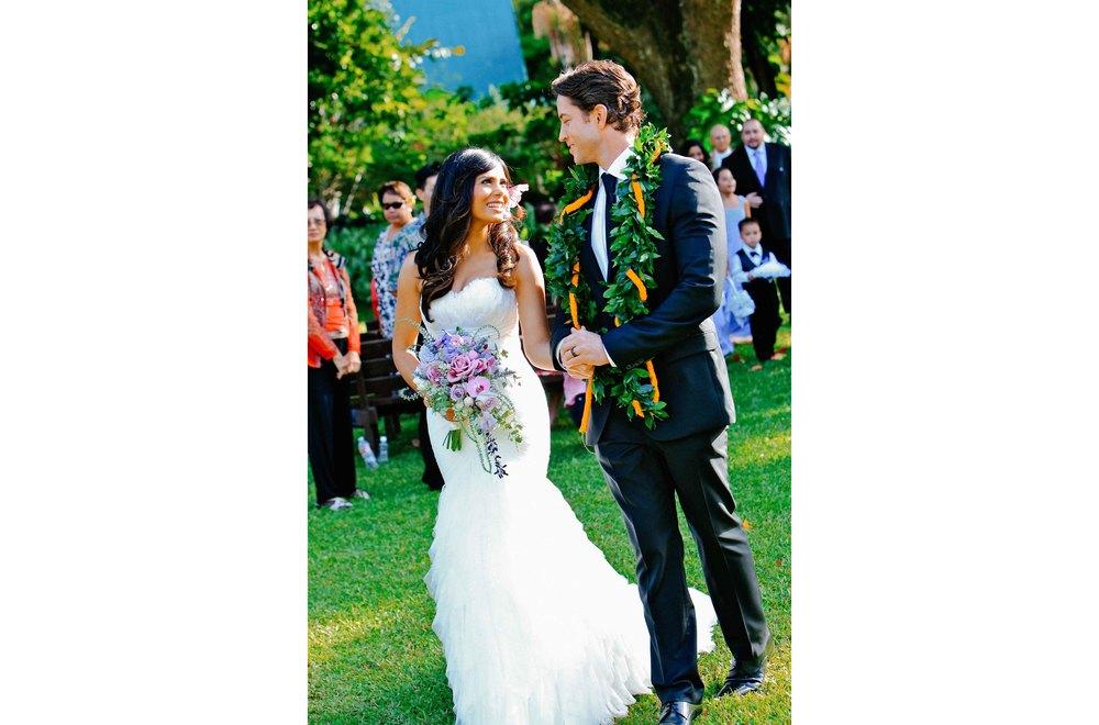 Haleiwa Wedding Photography Waimea Valley