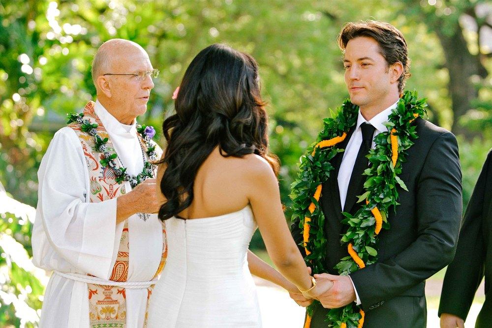 Oahu Wedding Photography Outdoor Ceremony