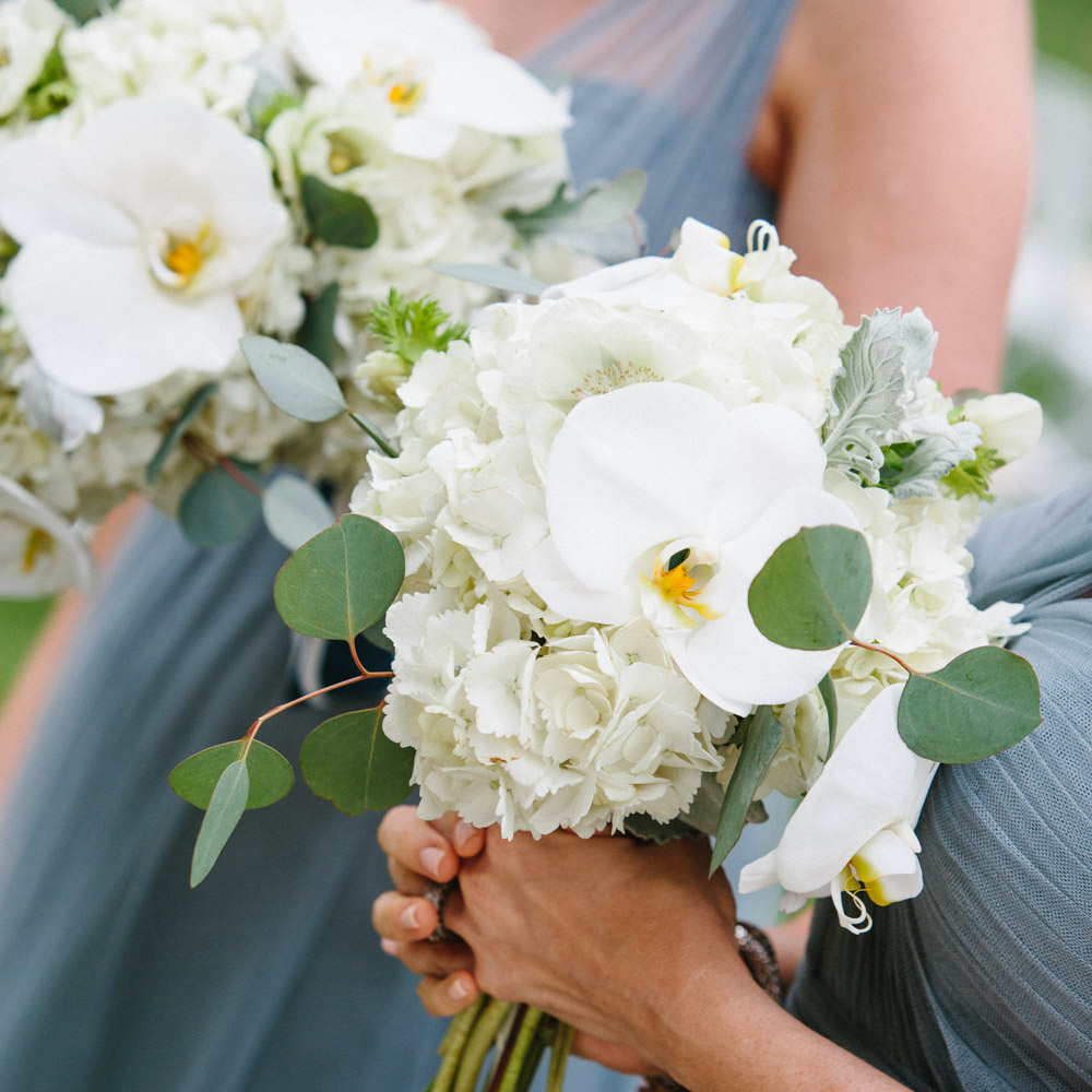 Moana Surfrider Wedding Bouquets