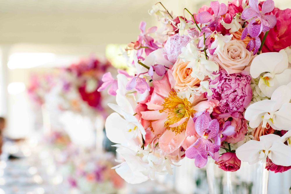 Wedding Flowers at Dillingham Ranch