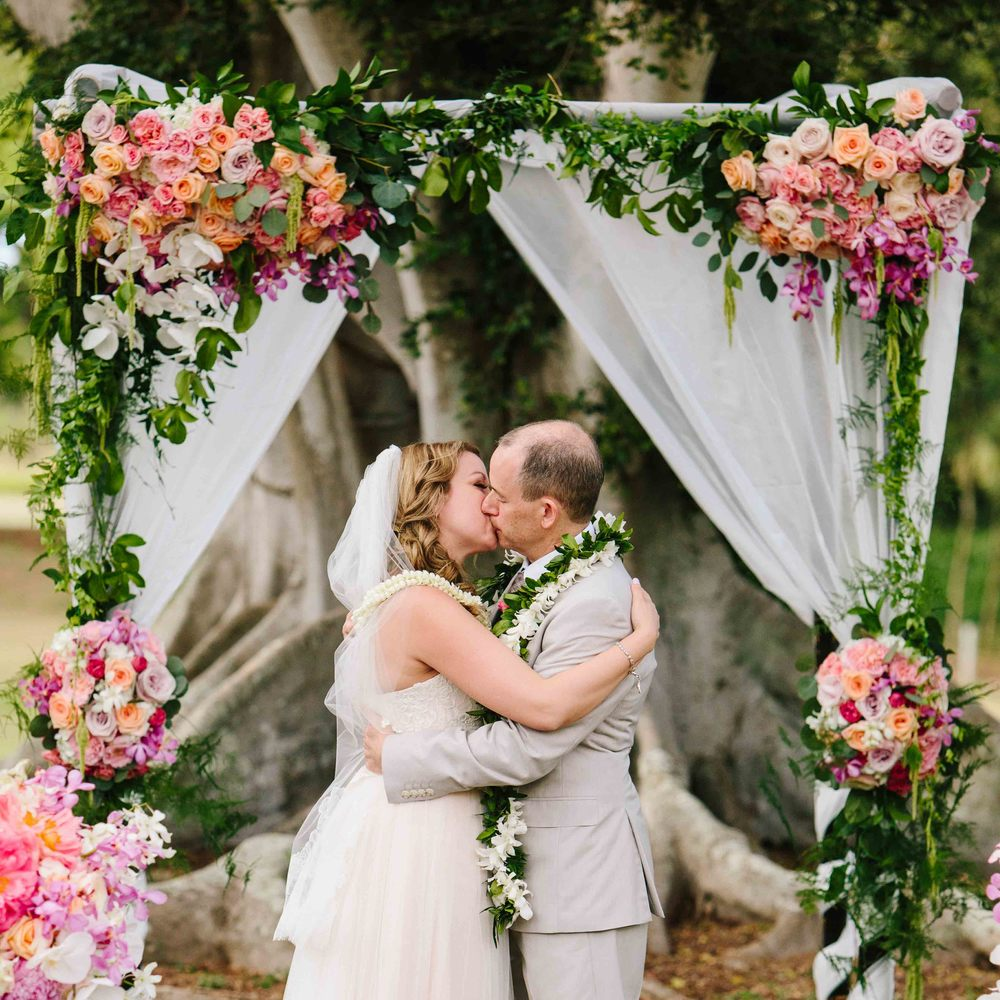 Hawaii Wedding Photography Dillingham Ranch