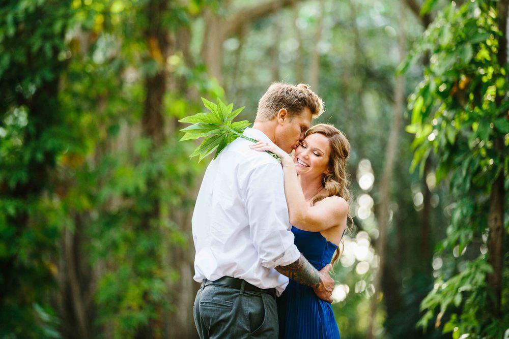 Romantic Engagement Portraits