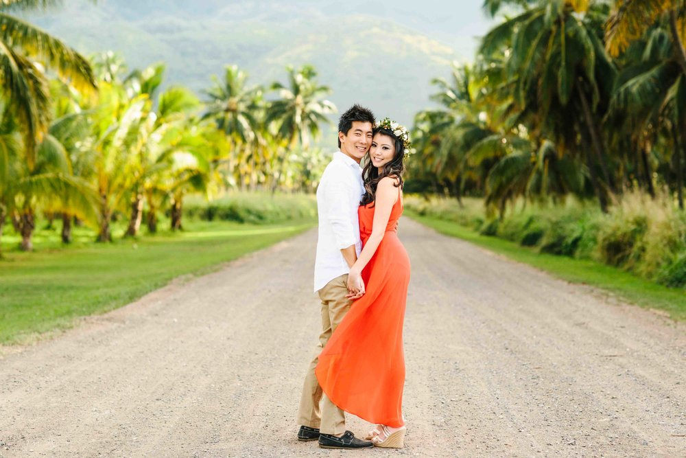 Romantic Couple at Dillingham Ranch