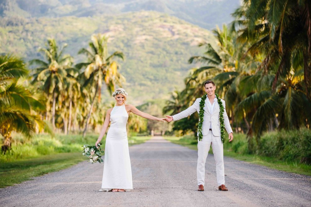 Holding Hands In Hawaii On Dillingham Ranch