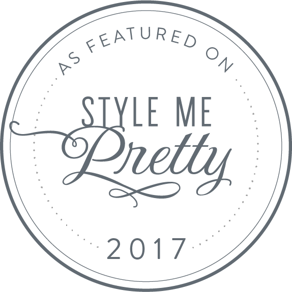 Style Me Pretty Featured Wedding Photographer
