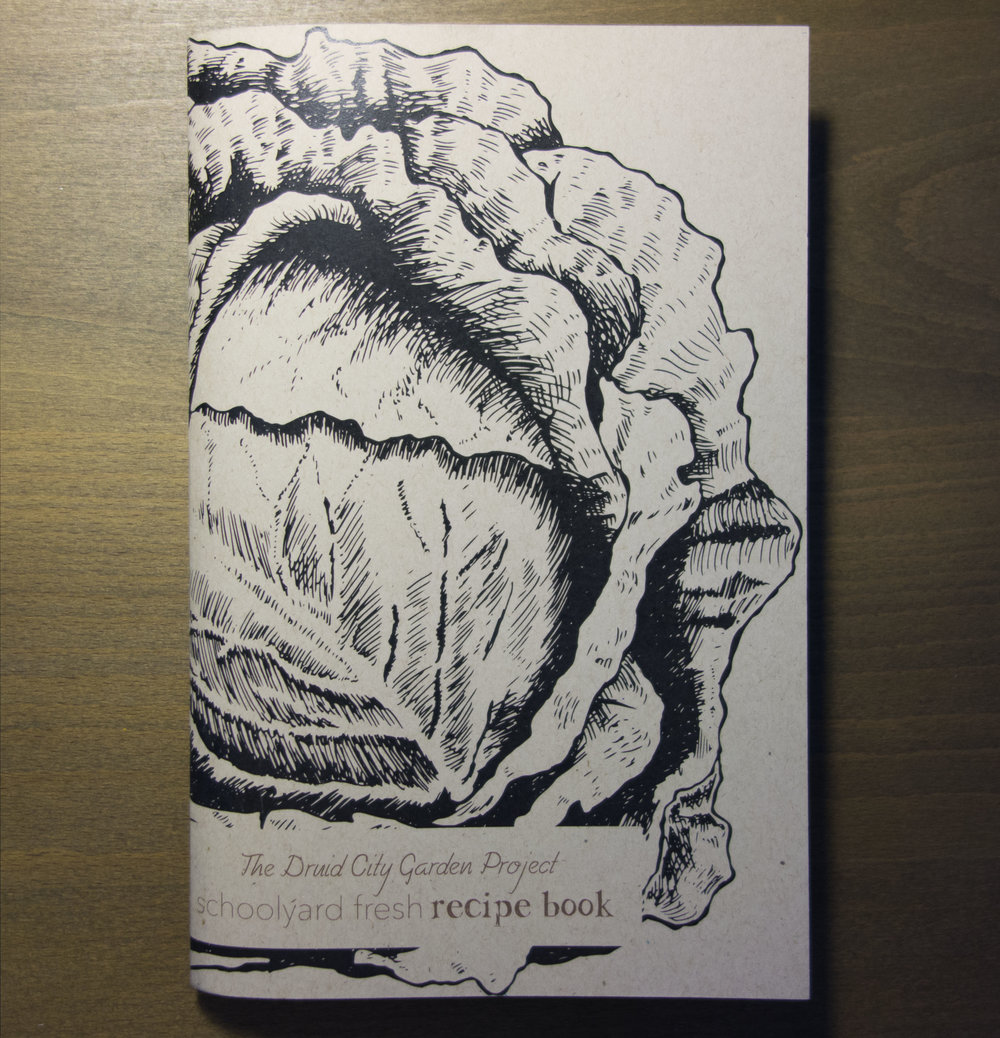 DCGP Recipe Book—Front