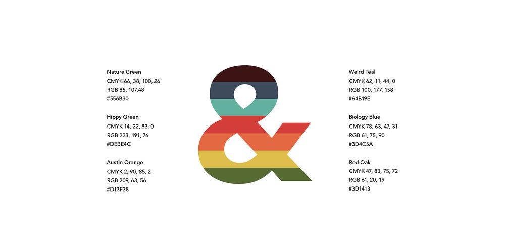 AN&SC Colors