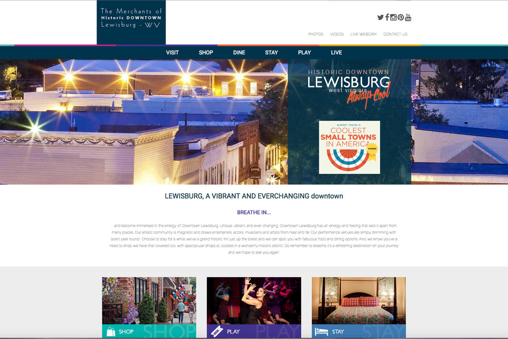 LEWISBURG DOWNTOWN BUSINESS ASSOCIATION