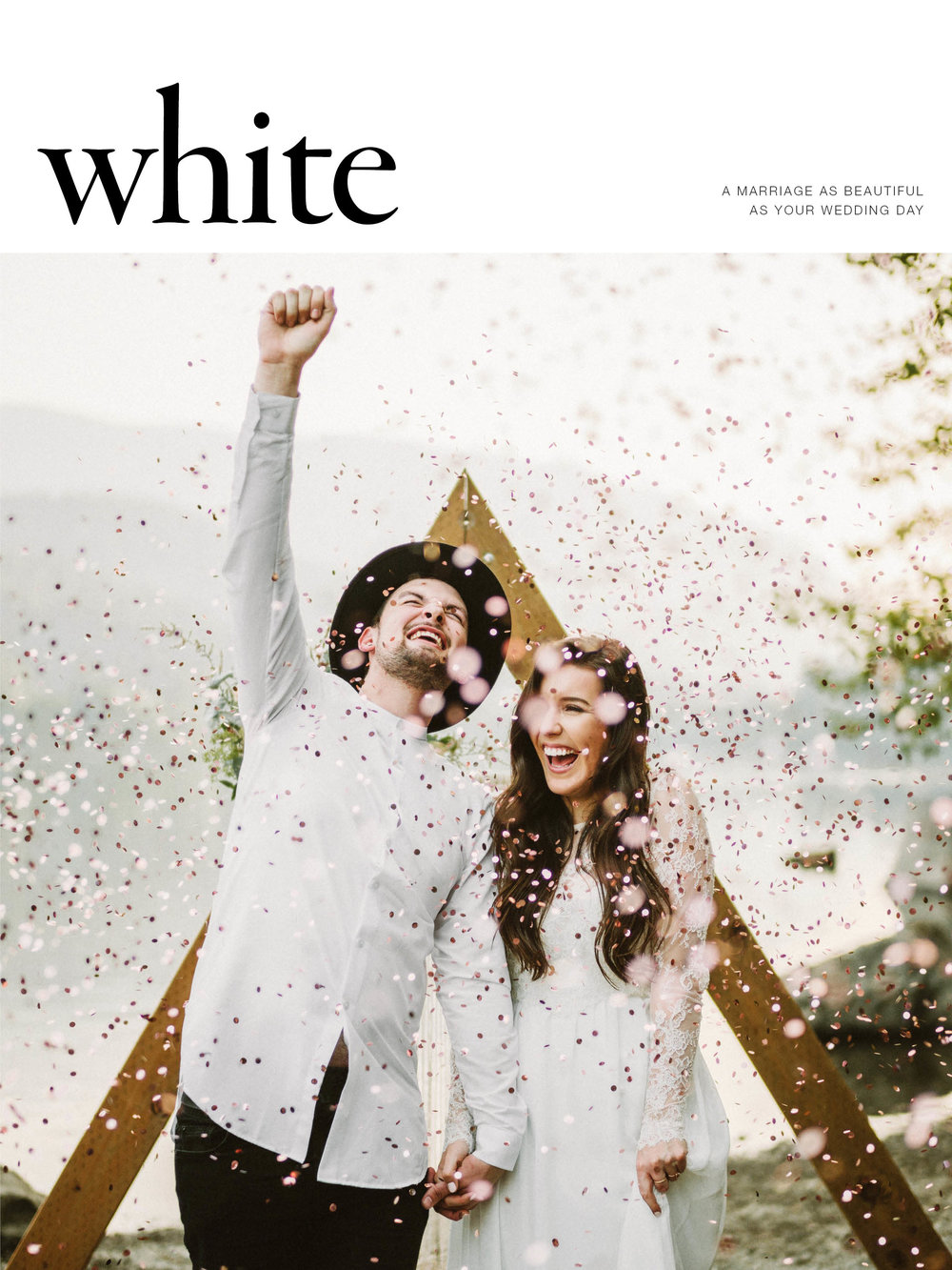 Tom & Lisa / White Magazine Issue 38