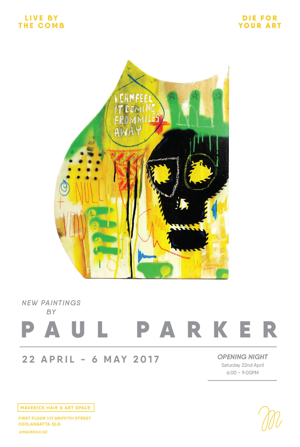 PaulParker_Poster