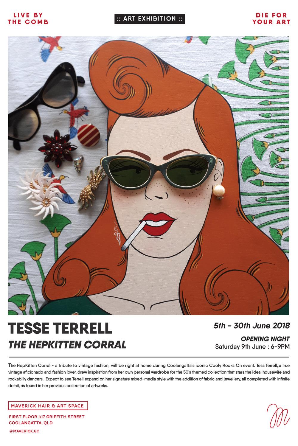 TesseTerrel_Exhibition