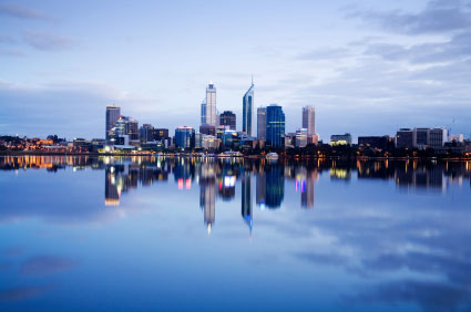Perth city skyline for Putt Legal blog post on significant investor visas