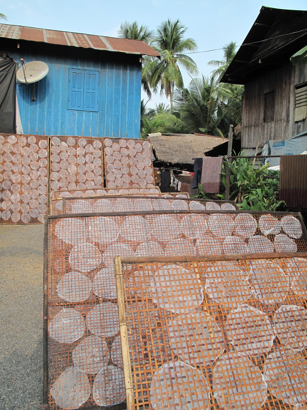 Rice paper, Battambang