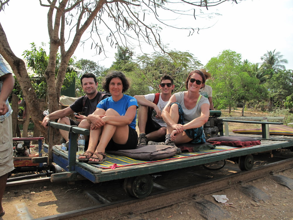 The Bamboo Train, Battambang