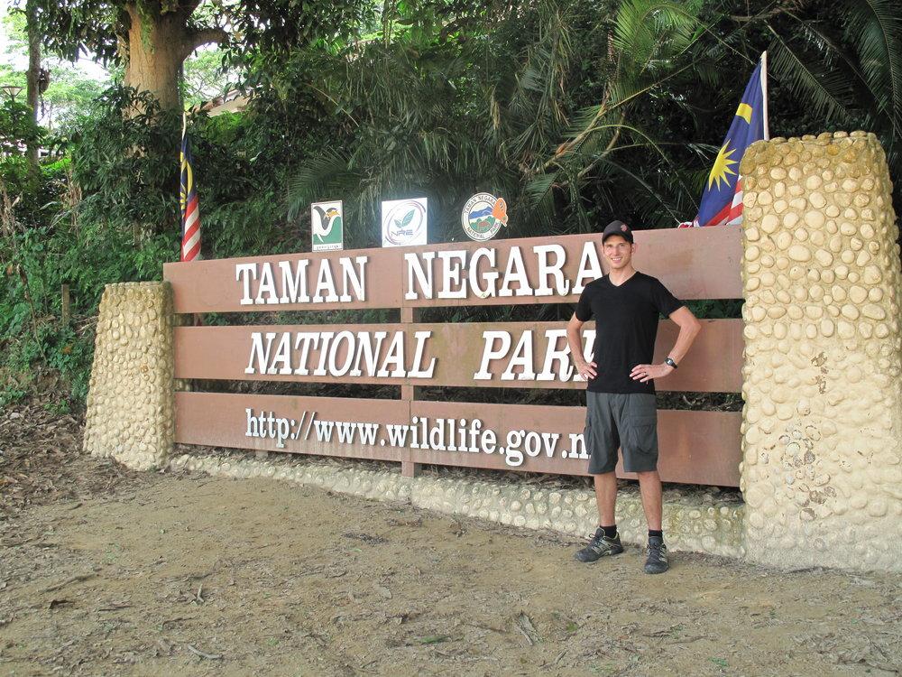 Taman Negara, Kuala Tehan, Malaysia