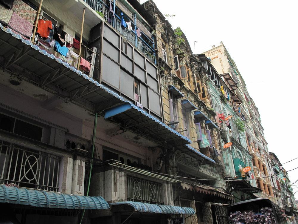 Yangon, Rangoon, Myanmar, Burma