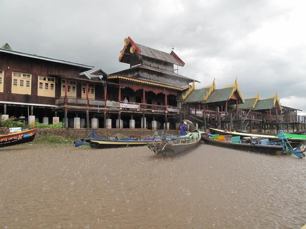 Nyaungshwe, Inle Lake, Myanmar