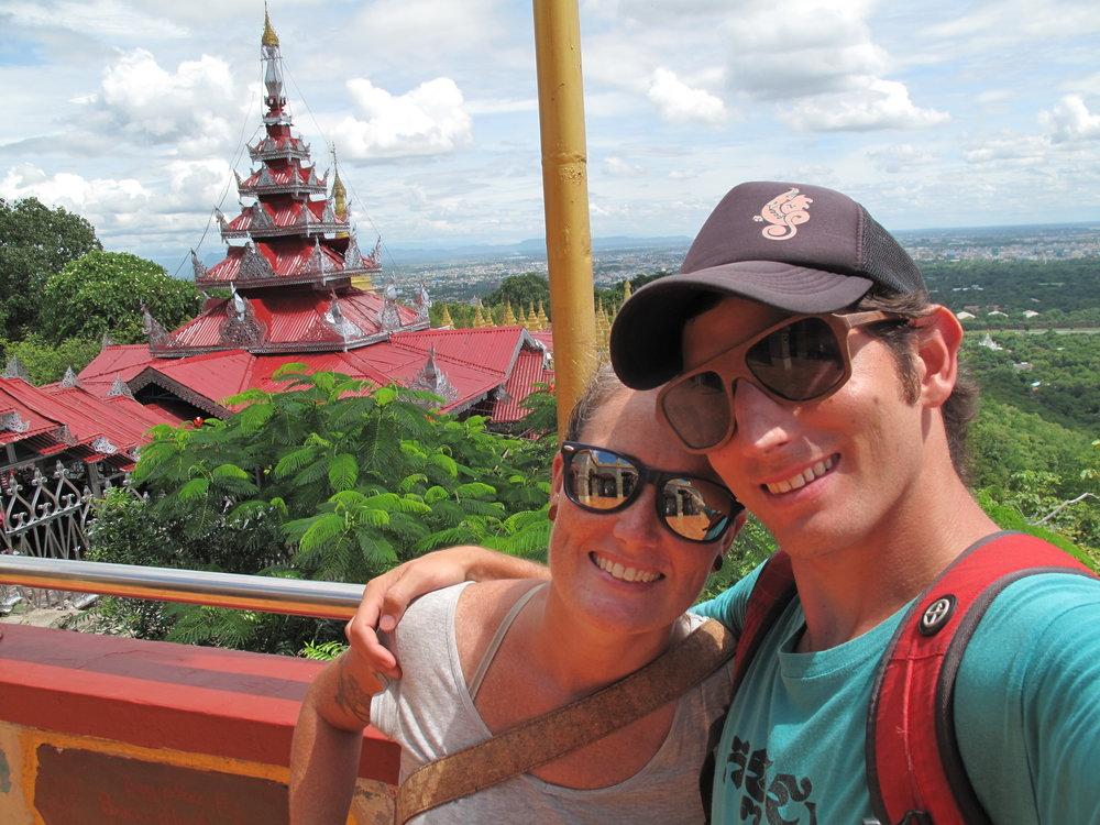 Mandalay Hill, Mandalay