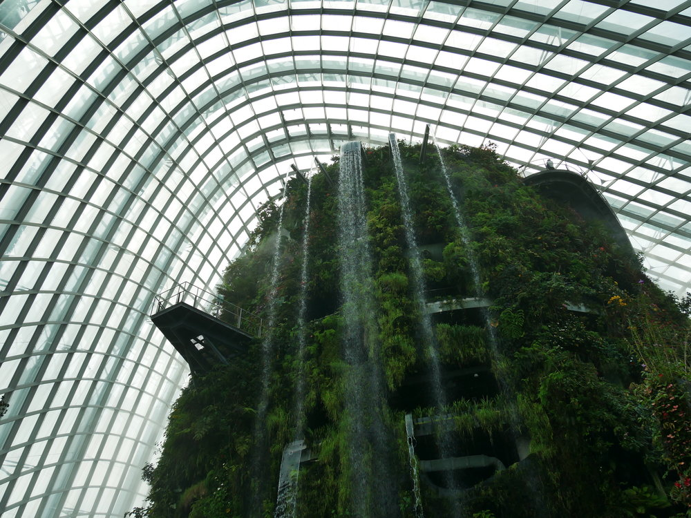 Cloud Dome, Gardens By The Bay, Singapore