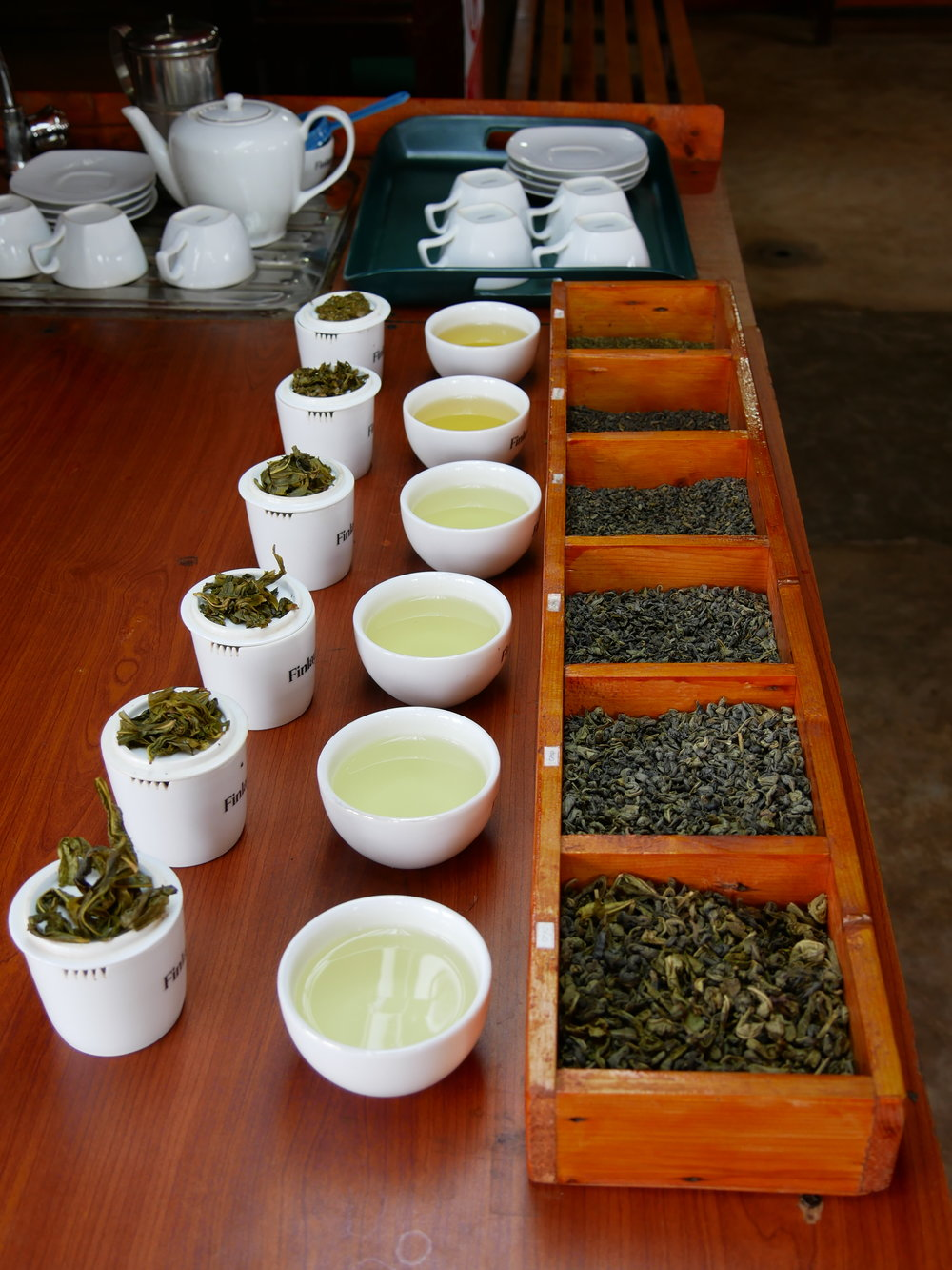 Finlay's Tea Factory, Ella, Sri Lanka