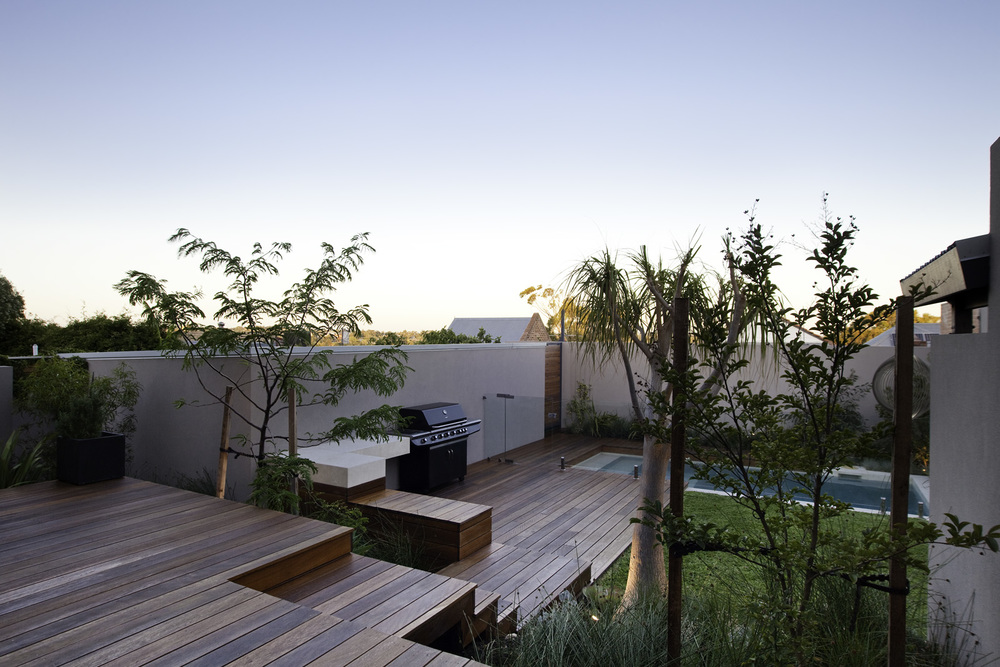 Residential Landscaping, Perth
