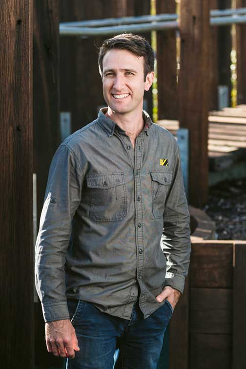 Matt Huxtable, Landscape Architect Perth