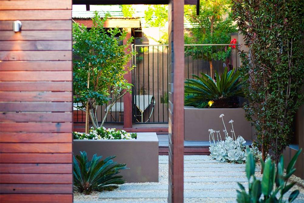 Perth residential landscaping