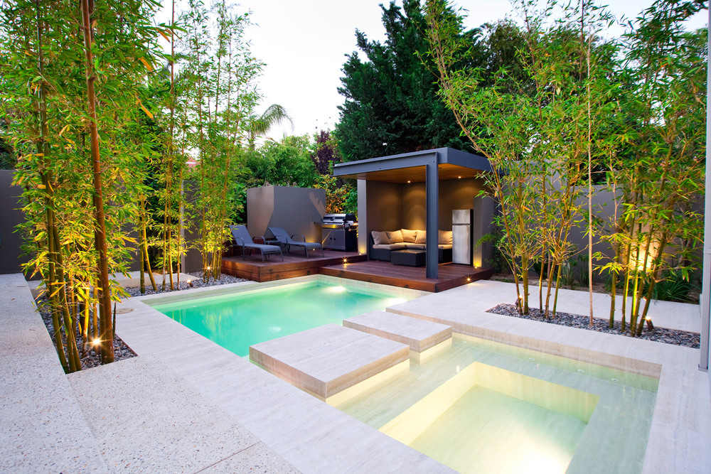 Lovely Phase3 Pools And Landscapes   Concrete Pools Perth Good Ideas