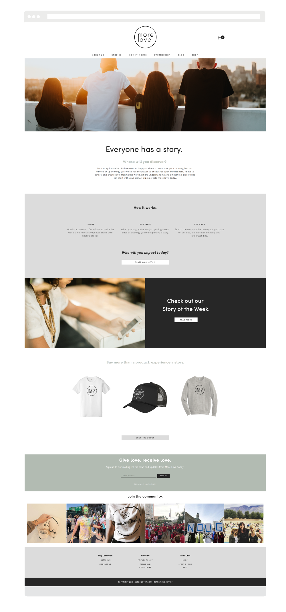 Squarespace website design modern and clean - apaprel squarespace website design.png