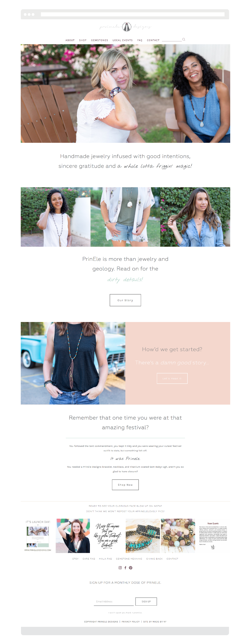 Custom SquareSpace Website Design for Jewelry Artist.png