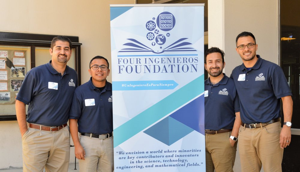 Four Ingenieros Foundation Founders 2017