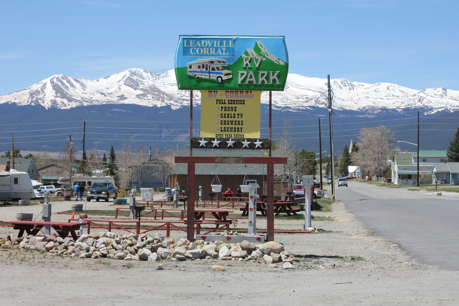 Leadville RV Corral