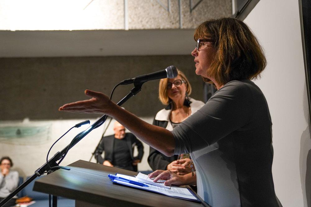 FANS President; Lori Phillips