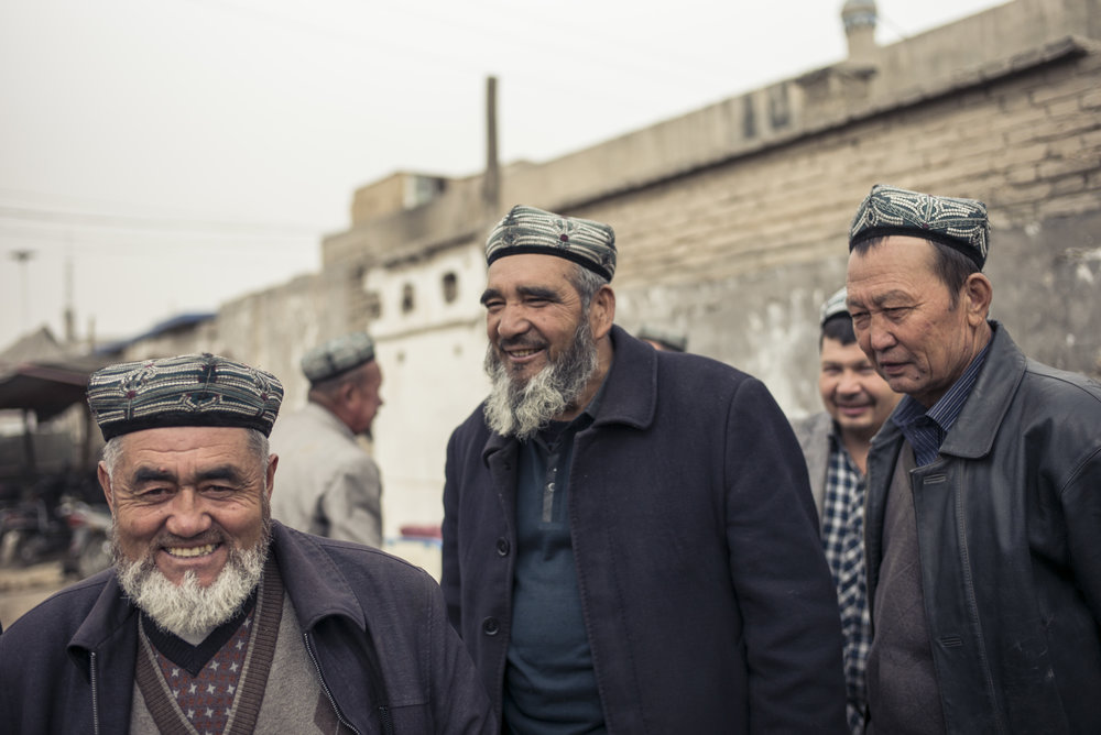 Uyghur People, Xinjiang, China, 2015