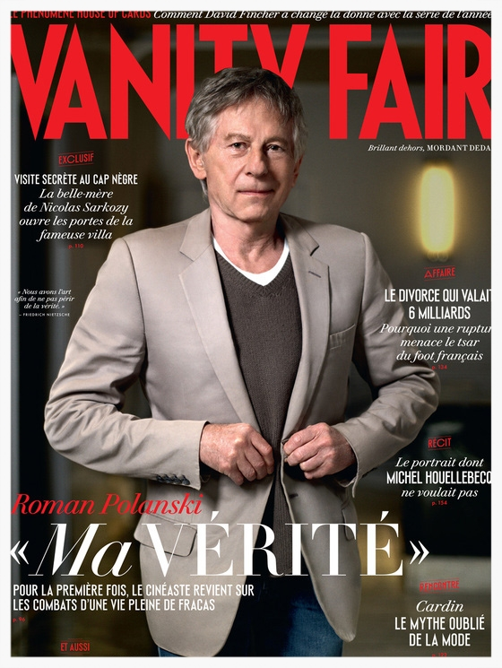 Vanity fair.fr / octobre 2013