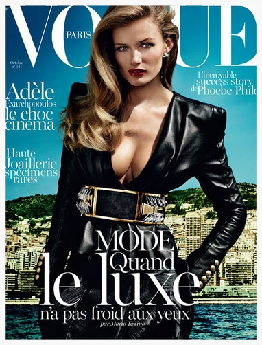 Vogue.fr / octobre 2013