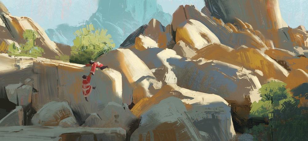 Rocky rocks