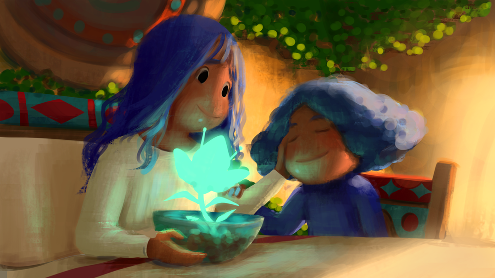 Tiny Flower 3