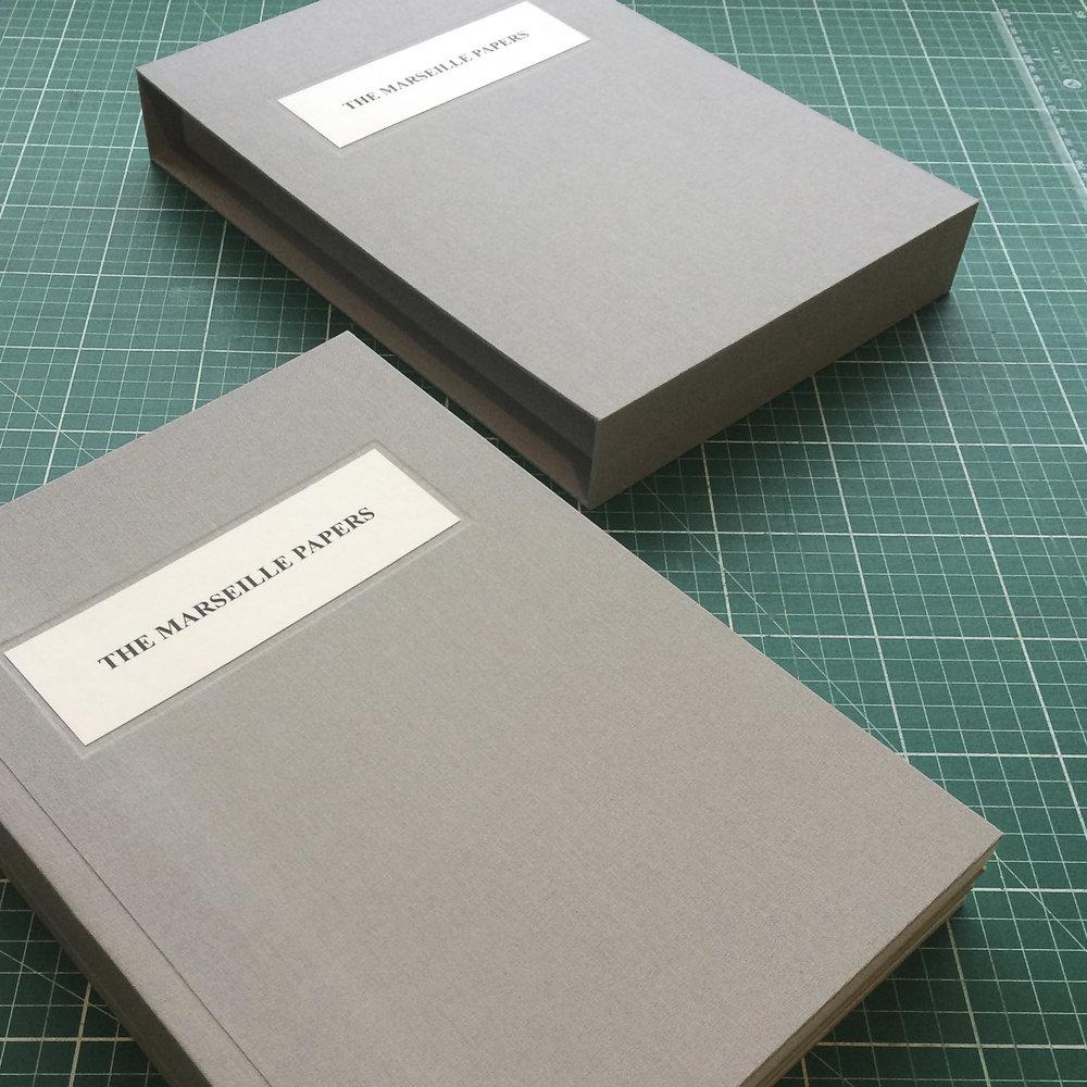 handmade photo book