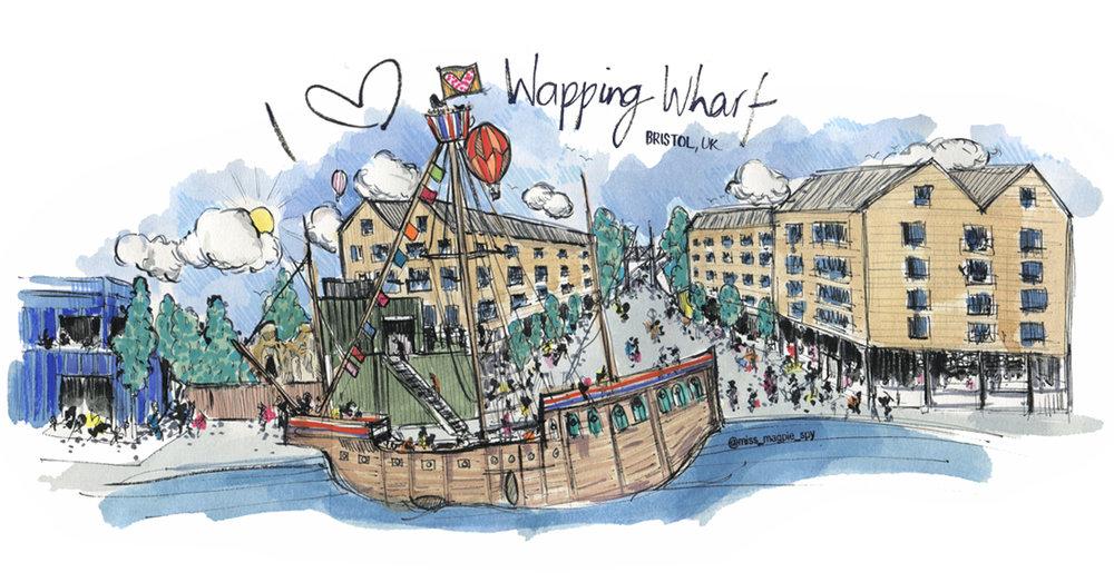 wapping-wharf