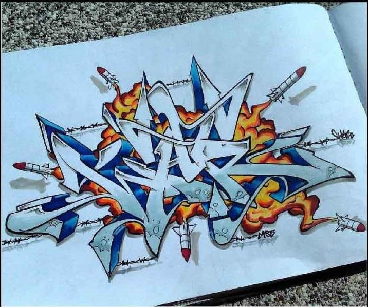 Graffiti Black Book