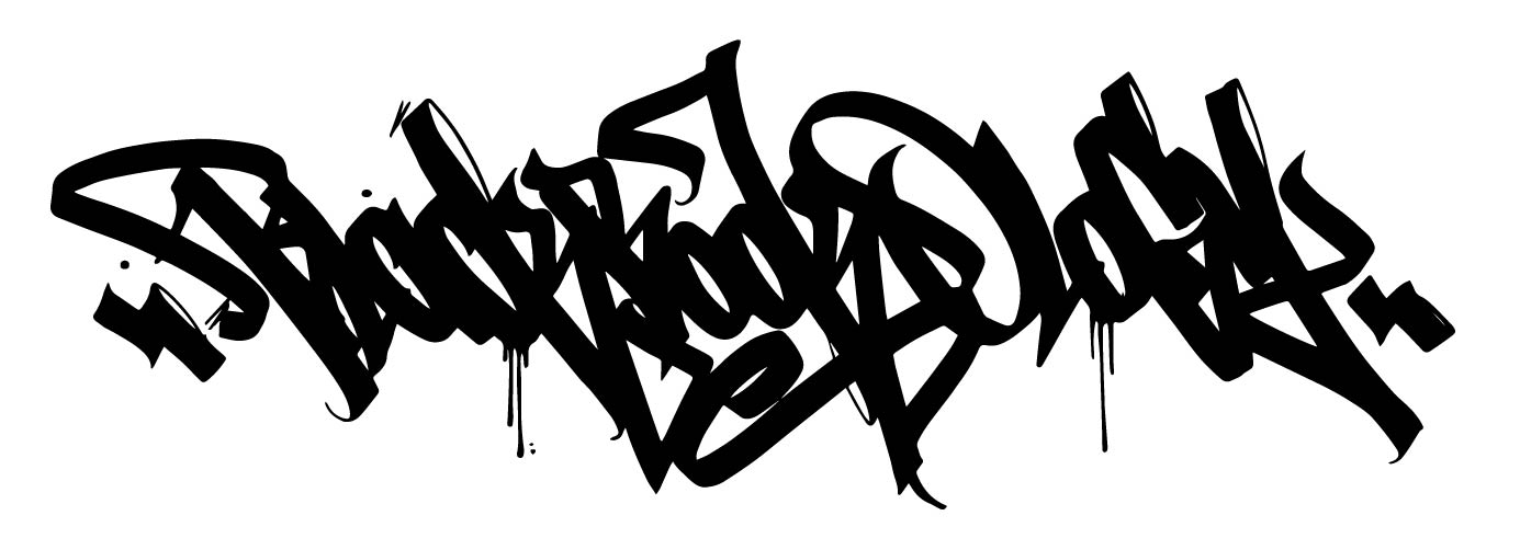 Blackbookology- Blackbook Graffiti