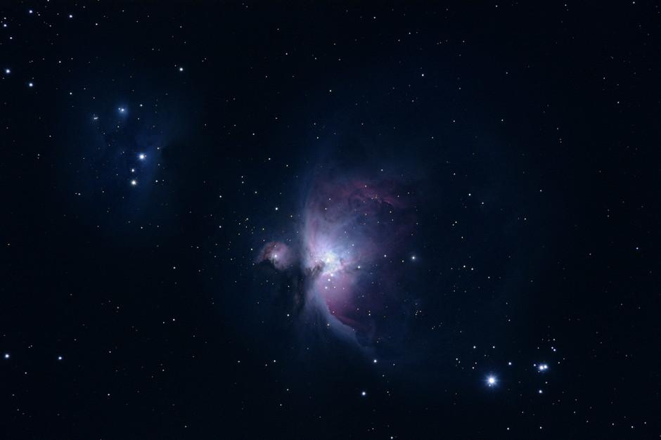 The Orion Nebula, copyright Glenn Eisen
