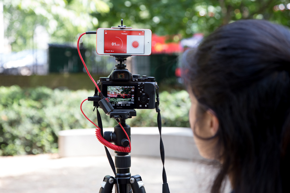 Keep your phone safe during long timelapse shoots.