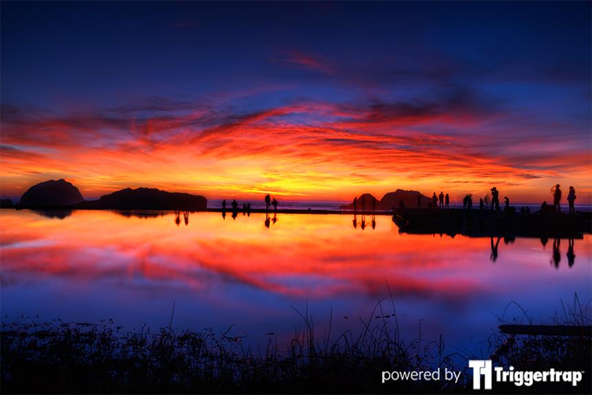 This stunning shot was taken by Spencer Pritchett