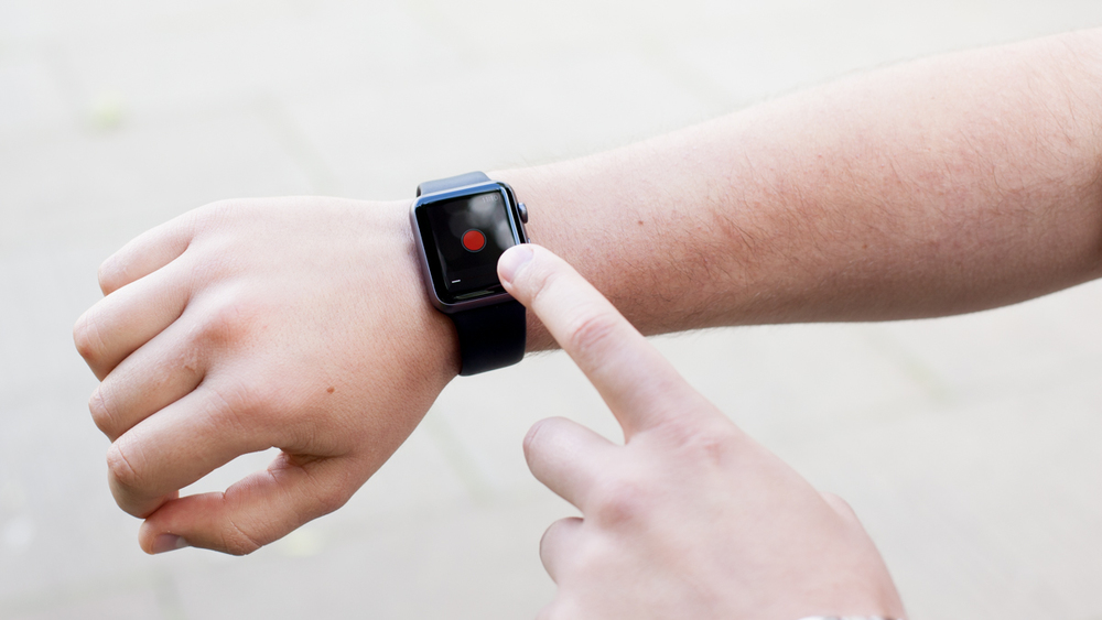 Trigger your camera from your Apple Watch using Triggertrap.